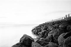 Rocker (stephen cosh) Tags: ilfordpanf50 analoguephotography apla12wa ayrshire blackandwhite film landscape mediumformat monochrome peir schneider58mmsuperangulonxl scotland seascape stephencosh