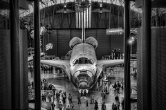 Space Shuttle Discovery in black and white (cmfgu) Tags: nationalairspacemuseum smithsonian stevenfudvarhazycenter chantilly va virginia northernvirginia fairfaxcountry nasm jamessmcdonnellspacehangar spaceshuttlediscovery nasa nationalaeronauticsspaceadministration hdr highdynamicrange orbiter ov103 bw blackandwhite monochrome greyscale craigfildesphotography artist artistic photographer photograph photo picture art craigfildesfineartamericacom fineartamericacom craigfildespixelscom prints wall canvasprint framedprint acrylicprint metalprint woodprint greetingcard throwpillow duvetcover totebag showercurtain phonecase mug yogamat fleeceblanket spiralnotebook sale sell buy purchase gift