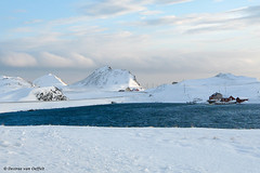Snow hills (Desireevo) Tags: norway norge noorwegen landscape landschaft landscapes lake lakes fjord snow mountain mountains hill hills hiking hike desireevanoeffelt nature outdoors winter winterscape canon clouds cloud climb climbing cold
