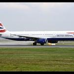 A321-231 | British Airways | G-EUXF | FRA thumbnail