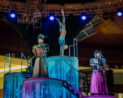 Performers (Mohammed Qamheya) Tags: doha qatar mallofqatar show performers nikon d7000 sigma performance actors acrobat