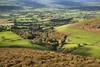 Denbighshire (Keartona) Tags: foel fenlli clwydrange moelfamau wales denbighshire northwales landscape patchwork fields green autumn october view scenery valley sunny