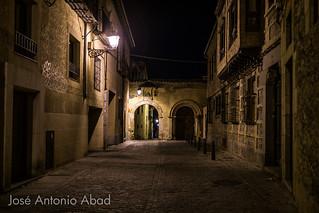 Arco de La Claustra, Segovia