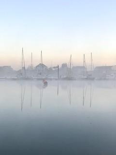 Dawn at the Duver, IOW