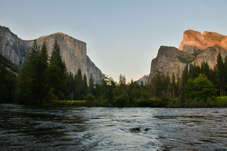 Yosemite: The Gates of the Valley