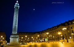 Place Vendôme (louis.labbez) Tags: paris 2017 juin monument labbez france europe vendôme nuit night light lumière ville town colonne napoléon armée army bataille battle immeuble
