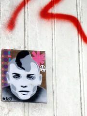 The Punk Revolution (Quetzalcoatl002) Tags: streetart punk punky graffiti graffity urban subculture amsterdam anarchism lifestyle