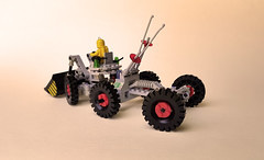 NCS excavator rover (Shannon Ocean) Tags: neoclassicspace rover