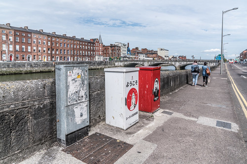 EXAMPLES OF PAINT-A-BOX STREET ART IN CORK CITY CENTRE [PHOTOGRAPHED 2017]-133881