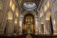 Iglesia de Santiago el Mayor - Zaragoza (kinojam) Tags: iglesia church zaragoza interior altar kino kinojam canon canon6d