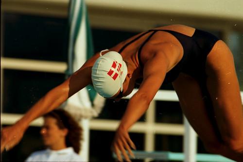 473 Swimming EM 1991 Athens