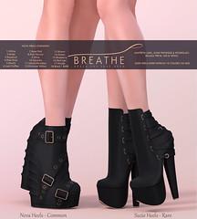 [BREATHE] - Nova & Suzie ([Breathe]) Tags: breathe secondlife pocketgacha heels plats mesh original