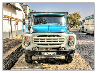 Taschkent UZ - Sawod imeni Lichatschowa ZiL-130 Truck
