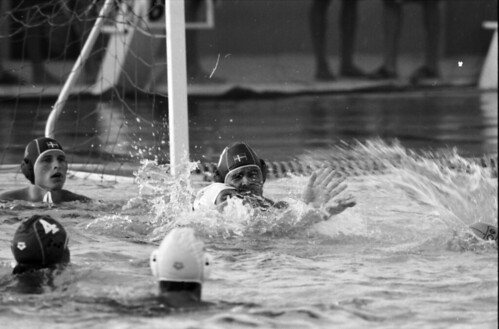 069 Waterpolo EM 1991 Athens