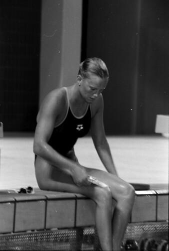 175 Swimming EM 1991 Athens