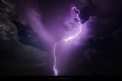 Last Gasp (Mike Olbinski Photography) Tags: 20170909 arizona canon1124mmf4 canon5dsr gilabend interstate8 lightning monsoon rain stormchasing thunderstorm