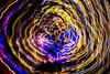 360 degrees of swirl (Zed.Cat) Tags: icm lights movement intentionalcameramovement night