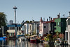 Lake Union Houseboats (Stones 55) Tags: seattle lakeunion washington pacificnorthwest tamron16300mmdiiivcpzdmacro tamron16300mm nikond3200 nikon houseboat spaceneedle eastlake