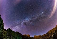 Zewe Slemani Milky Way (KORAK AGHA) Tags: milkyway night longexpousure sky stars stich nikon d7200 tokina 1116 slemani slemany zewe piramagroon mountains valley trees