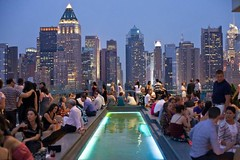 3 Great Rooftop Bars In NYC (americanoize) Tags: fashion influencer influencers travel beauty wellness lifestyle