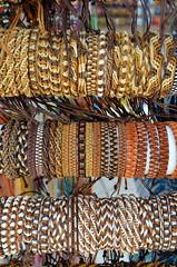 Leather [Cres - 12 August 2017] (Doc. Ing.) Tags: 2017 losinj croatia summer seaside cres bracelets shop leather kvarnergulf kvarner accumulation brown