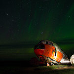 Plainwreck under aurora thumbnail