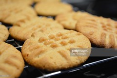 Mmmm....Peanut Butter - Getty Images (Little Hand Images) Tags: cookies peanutbutter criscross dessert baking