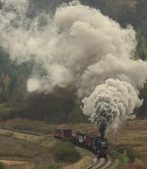 Black 5 (feroequineologist) Tags: 44806 black5 lms nymr northyorkshiremoorsrailway railway train steam