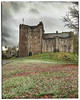 Doune Castle (FotoFling Scotland) Tags: scotland stirling outlander dounecastle