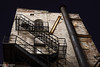 The Climb to Your Window (ThoughtSusan) Tags: window fireescape columbus ohio