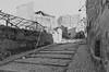 "SDIM3358-  ""Tuscania (VT) terremoto 1971"" - nikkormat FTn - nikkor N 24mm f2.8 - (negativo rifotografato). (ciro.pane) Tags: tuscania terremoto febbraio 1971 nikkormat ftn nikkor n 24mm f28 italia italy italien italie"