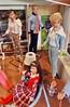 MY CHRISTMAS PRESENT TO MYSELF (ModBarbieLover) Tags: vintage fashion doll 1965 sears house barbie ken skipper exclusive department store plaid pants knitwear pak blonde titian