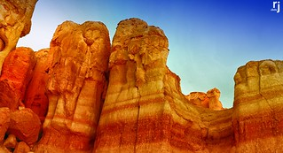 Qarah Mountain, Al Ahsa, Saudi Arabia