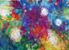 Multiversum. Colorful painting. (pestinairina) Tags: colorful painting multiversum universe art abstract astratto quadro arte texture colori felting feltro картина абстрактная фелтинг валяние цвета живопись декор decor decorare interior home