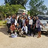03. The enumerators set off from Lusaka for Chipata (ColaLife) Tags: colalife rohit kyts kytsace chipata
