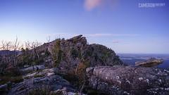 Mt Difficult East Escarpment Sunset (cameron_sweeney) Tags: au aus australia australian batis gpt gariwerd grampiansnationalpark grampianspeaktrail landscape motioncontrolled photography sony sonya7r syrp syrpgenie syrpgeniemini thegrampians timelapse vic victoria zeiss zeissbatis18mmf28 a7r wwwcameronsweeneycomau