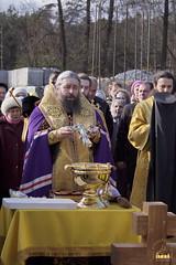 26. Закладка собора в г. Святогорске 01.11.2009