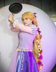 _MG_5026 (Mauro Petrolati) Tags: walt disney romics 2017 cosplay cosplayer rapunzel gumiku