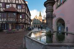 Turckheim (JiJi-aime) Tags: village viticole alsace colombage