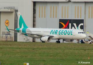 AIR SEOUL A321 D-ANJB