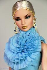 24K Erin (YOKO*DOLLS) Tags: erin nuface fashionroyalty doll convention fairytale vanessa