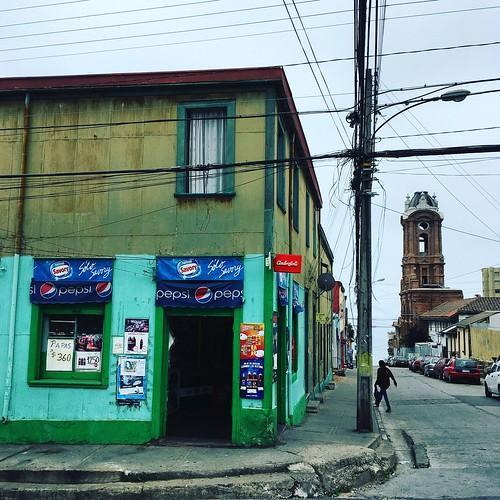 Cerro Barón #Valparaíso