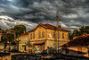 After the storm (stefan.pavic1) Tags: house clouds nikon wires