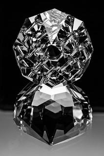 Echo cristallin