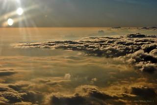 Über den Wolken .. * Above the clouds .. * Sobre las nubes .. *    . DSC_2962-001