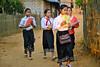 In the village of Laos (Valdas Photo Trip) Tags: asia laos luangprabang province village rural people kids streetphotograhy