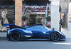 Pagani Zonda by Mileson (One-off) (p3cks57) Tags: pagani zonda by mileson oneoff supercars cars worldcars hypercars wing blue carbon london italian