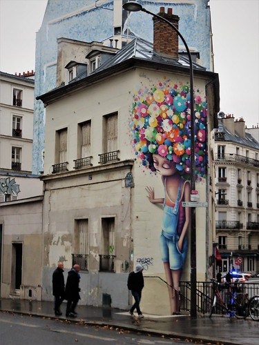 Vinie / Paris - 27 nov 2017