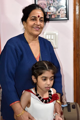 DSC_0167 (vireshwali) Tags: girl birthday child childhood daughter education girls home indoor kid knowledge learn learning leisure literature little person portrait pupil read reading small story student study young nikon d5600 india gurgaon haryana littlegirl cookies playtime friends pals bestie in