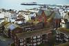 View from my Kitchen window-Kemptown Brighton UK (michaelasss) Tags: brighton hove pier helios 442 beach urban england